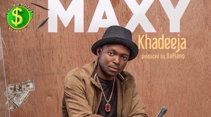 Maxy - KHADEEJA (prod. by Da'Piano) Artwork   AceWorldTeam.com