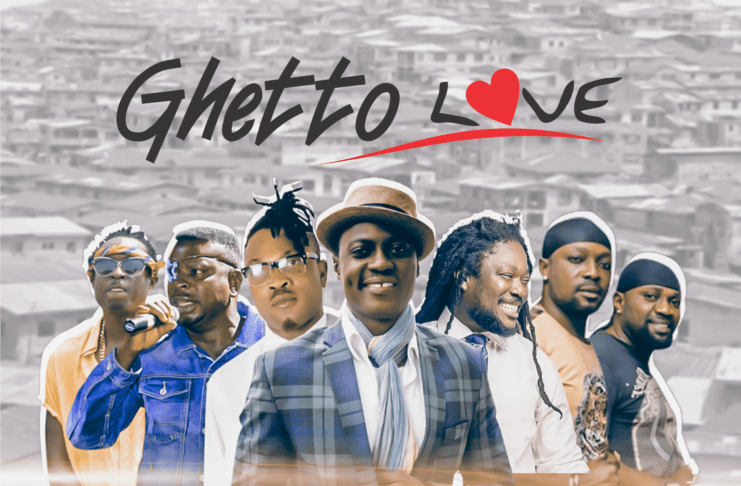 Sound Sultan ft. Daddy Showkey, Marvelous Benji, Danfo Drivers, African China & Baba Fryo – GHETTO LOVE Artwork   AceWorldTeam.com