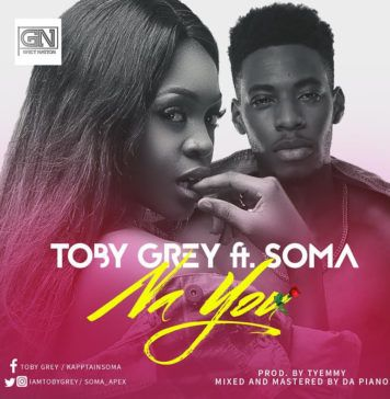 Toby Grey ft. Soma - NA YOU (prod. by Tyemmy) Artwork   AceWorldTeam.com