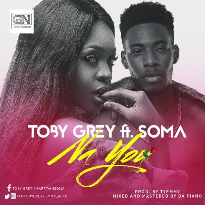 Toby Grey ft. Soma - NA YOU (prod. by Tyemmy) Artwork | AceWorldTeam.com