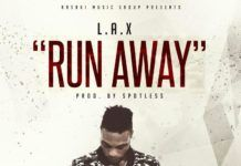 L.A.X - RUN AWAY (prod. by Spotless) Artwork | AceWorldTeam.com