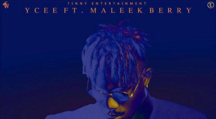 YCee ft. Maleek Berry - JUICE Artwork   AceWorldTeam.com