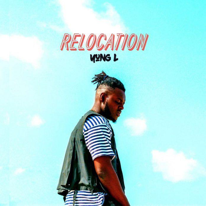 Yung L - RELOCATION (a Khalid cover) Artwork | AceWorldTeam.com