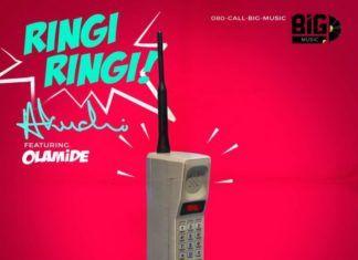 Akuchi ft. Olamide - RINGI RINGI Artwork | AceWorldTeam.com