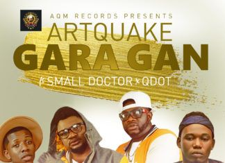 Artquake ft. Small Doctor & Q.Dot - GARA GAN (prod. by Young John) Artwork | AceWorldTeam.com