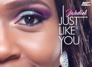 Jahdiel - JUST LIKE YOU Artwork   AceWorldTeam.com