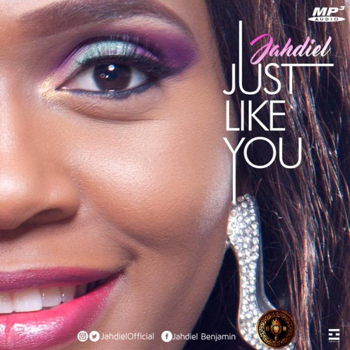 Jahdiel - JUST LIKE YOU Artwork | AceWorldTeam.com