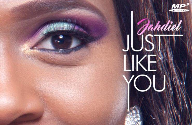 Jahdiel - JUST LIKE YOU Artwork | AceWorldTeam.com