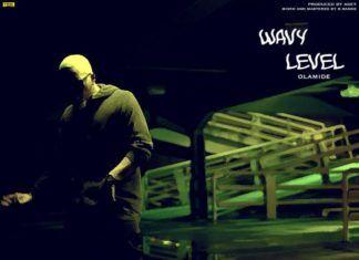 Olamide - WAVY LEVEL (prod. by Adey) Artwork | AceWorldTeam.com