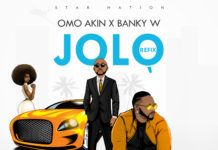 Omo Akin ft. Banky W - JOLO (Refix) Artwork | AceWorldTeam.com