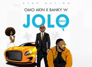 Omo Akin ft. Banky W - JOLO (Refix) Artwork | AceWorldTeam.com