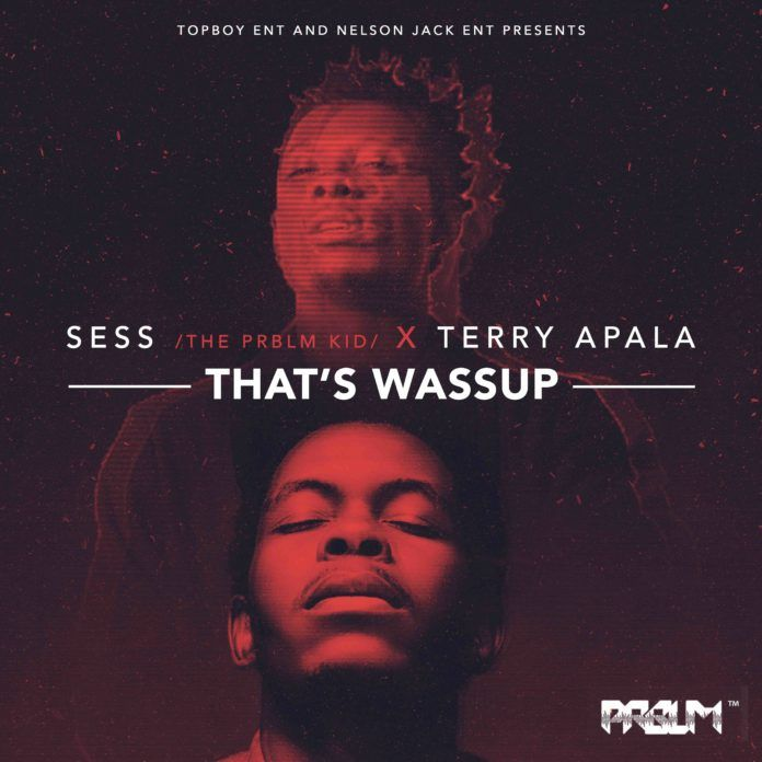 Sess ft. Terry Apala - THAT'S WASSUP Artwork | AceWorldTeam.com