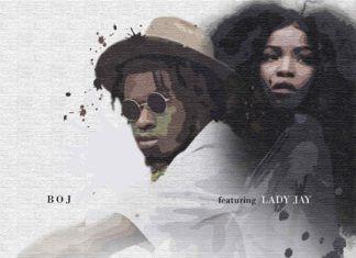 BOJ ft. Lady Jay - BEAUTIFUL (prod. by Magik) Artwork | AceWorldTeam.com