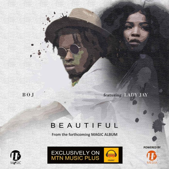 BOJ ft. Lady Jay - BEAUTIFUL (prod. by Magik) Artwork | AceWorldTeam.com