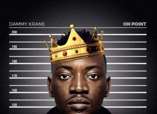 Dammy Krane - ON POINT (prod. by Kenny Wonder) Artwork | AceWorldTeam.com