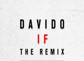 DavidO ft. R. Kelly - IF (Remix) Artwork | AceWorldTeam.com