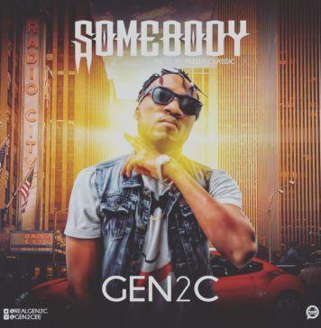 Gen2C - SOMEBODY (prod. by PeeJay Classic) Artwork   AceWorldTeam.com