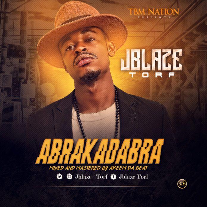 Jblaze Torf - ABRAKADABRA (prod. by Akeem Da Beat) Artwork | AceWorldTeam.com