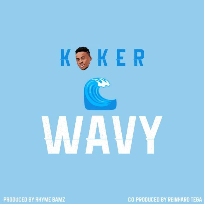 Koker - WAVY (prod. by Rhyme Bamz) Artwork | AceWorldTeam.com