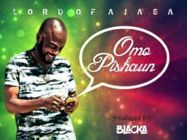 Lord of Ajasa - OMO PISHAUN (prod. by Blacka) Artwork | AceWorldTeam.com