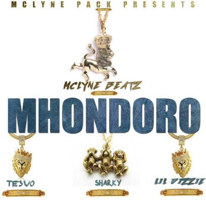 McLyne Beats ft. Te3vo, Sharky & Lil' Dizzie - MHONDORO Artwork | AceWorldTeam.com