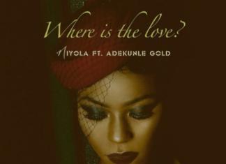 Niyola ft. Adekunle Gold - WHERE IS THE LOVE? (prod. by T.K) Artwork | AceWorldTeam.com