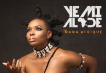 Yemi Alade - MAMA AFRIQUE Artwork | AceWorldTeam.com