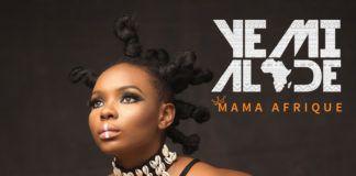 Yemi Alade - MAMA AFRIQUE Artwork   AceWorldTeam.com