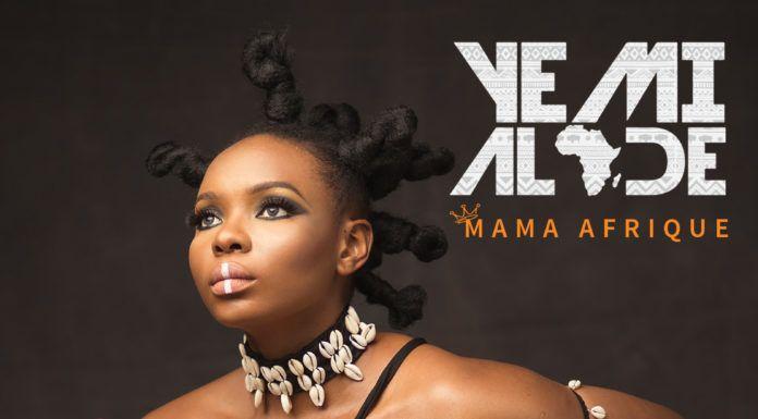 Yemi Alade - MAMA AFRIQUE Artwork | AceWorldTeam.com
