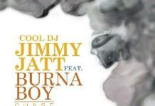 DJ Jimmy Jatt ft. Burna Boy - CHASE Artwork | AceWorldTeam.com
