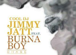 DJ Jimmy Jatt ft. Burna Boy - CHASE Artwork | AceWorldTeam.com