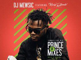 DJ Mewsic - NAIJA IS DANCING Mixtape Vol. 16 (Summer Vibe Mix) Artwork   AceWorldTeam.com