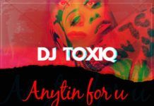 DJ Toxiq - ANYTHING FOR U Artwork | AceWorldTeam.com