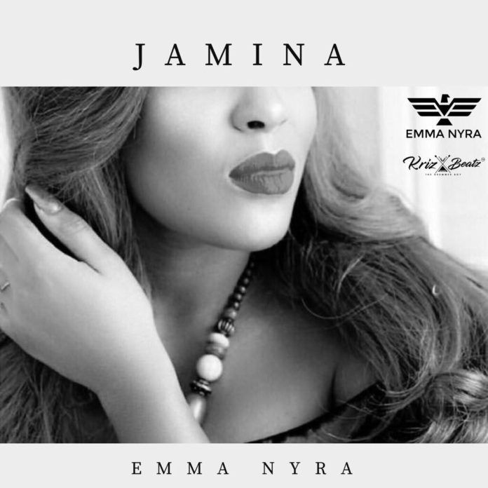 Emma Nyra - JAMINA (prod. by KrizBeatz) Artwork | AceWorldTeam.com