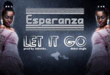 Esperanza - LET IT GO (prod. by Johnicks) Artwork | AceWorldTeam.com