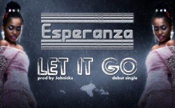 Esperanza - LET IT GO (prod. by Johnicks) Artwork | AceWorldTeam.com