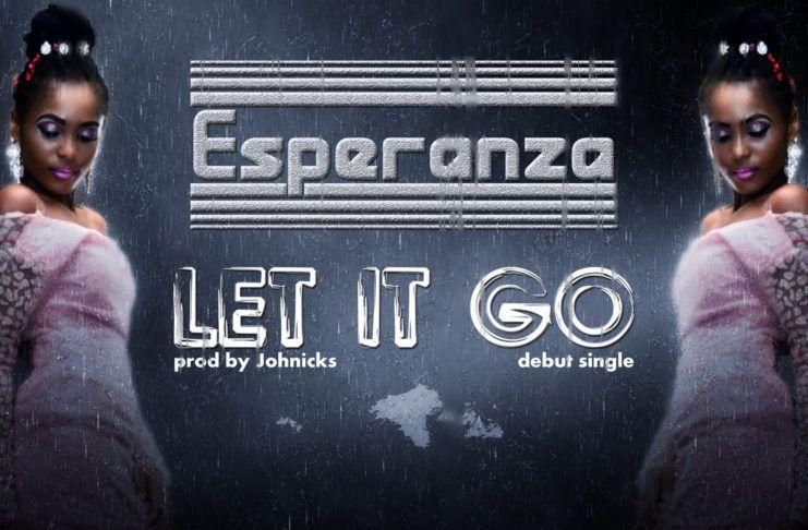 Esperanza - LET IT GO (prod. by Johnicks) Artwork   AceWorldTeam.com