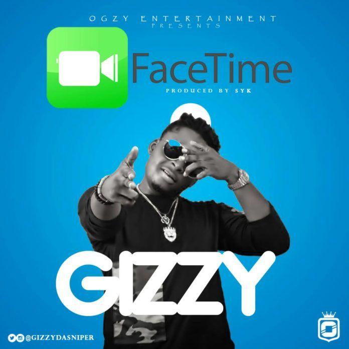 Gizzy - FACETIME (prod. by Dr. Syk) Artwork | AceWorldTeam.com