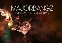 Major Bangz ft. Phyno & Olamide - 001 Artwork | AceWorldTeam.com