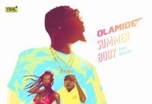 Olamide ft. DavidO - SUMMER BODY (prod. by Pheelz) Artwork | AceWorldTeam.com