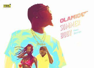 Olamide ft. DavidO - SUMMER BODY (prod. by Pheelz) Artwork | AceWorldTeam.com