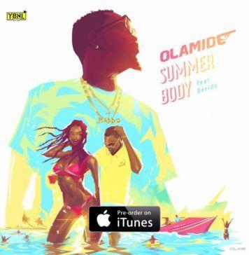 Olamide ft. DavidO - SUMMER BODY (prod. by Pheelz) Artwork   AceWorldTeam.com