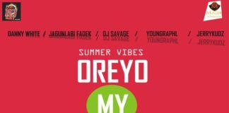 DJ Savage - MY HOOD (Summer Vibes Mixtape) Artwork | AceWorldTeam.com