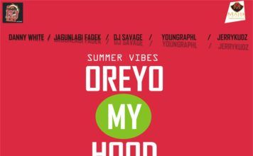 DJ Savage - MY HOOD (Summer Vibes Mixtape) Artwork | AceWorldTeam.com