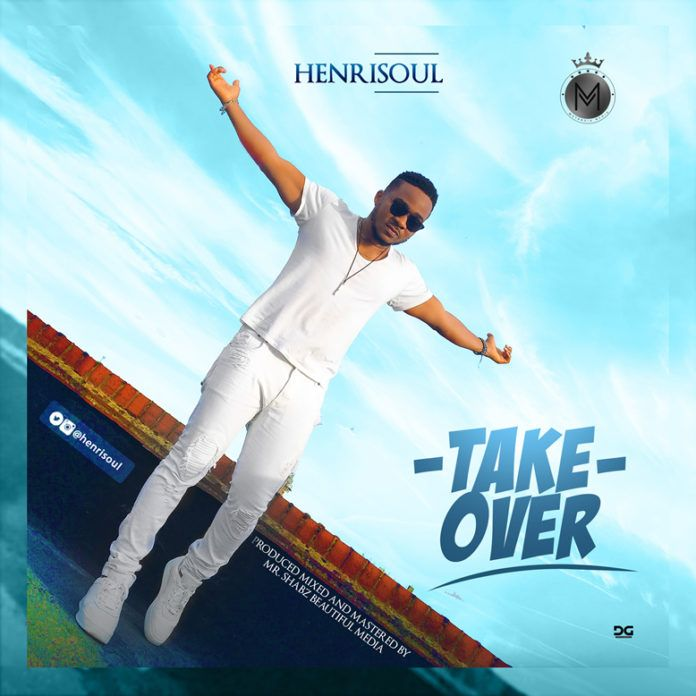 Henrisoul - TAKE OVER (prod. by Mr. Shabz) Artwork | AceWorldTeam.com