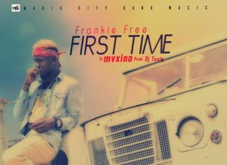 Frankie Free ft. Mvxino - FIRST TIME (prod. by DJ Toxiq) Artwork | AceWorldTeam.com