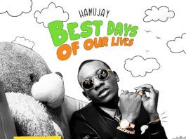 Hanu Jay - BEST DAYS OF OUR LIVES (prod. by Disally) Artwork | AceWorldTeam.com