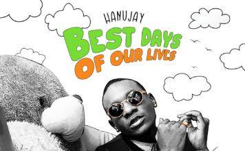 Hanu Jay - BEST DAYS OF OUR LIVES (prod. by Disally) Artwork | AceWorldTeam.com