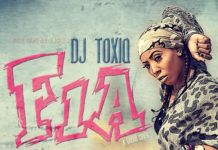 DJ Toxiq - FIA (a DavidO cover) Artwork | AceWorldTeam.com