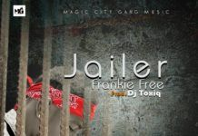 Frankie Free - JAILER (prod. by DJ Toxiq) Artwork | AceWorldTeam.com